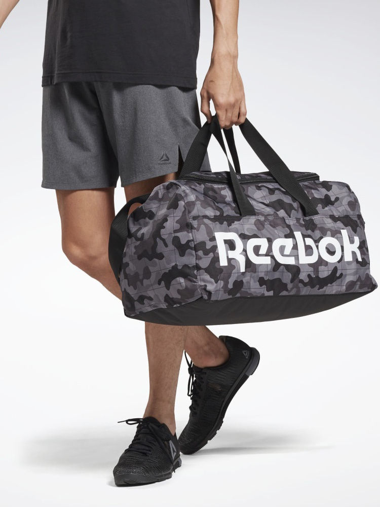 Reebok / Сумка CORE GR M GRIP  BLACK/PUGRY6