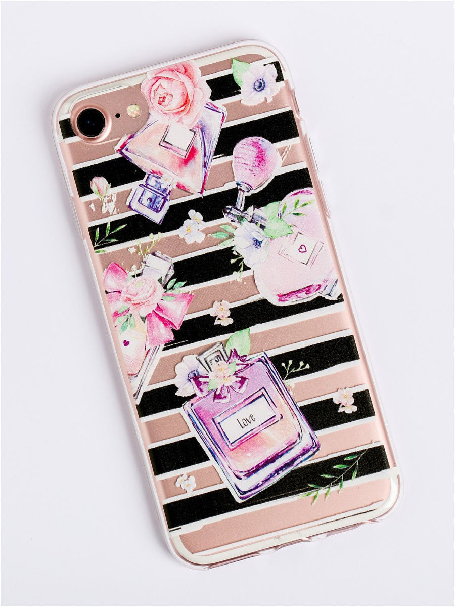 "Чехол для iPhone 7 ""Pretty Girl"" Mellingward 10870176 в интернет-магазине Wildberries"