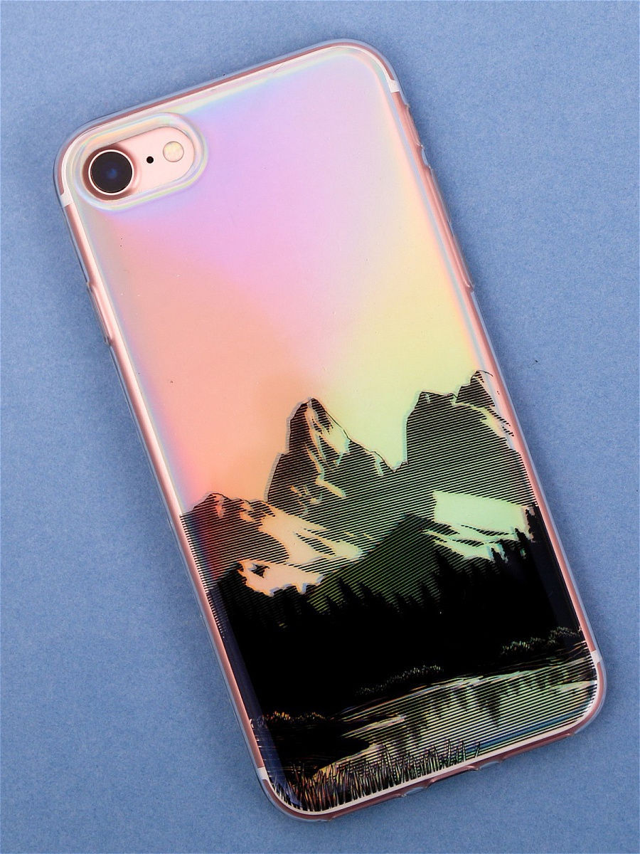 "Чехол для iPhone 7 ""Nature"" Mellingward 10870228 в интернет-магазине Wildberries"