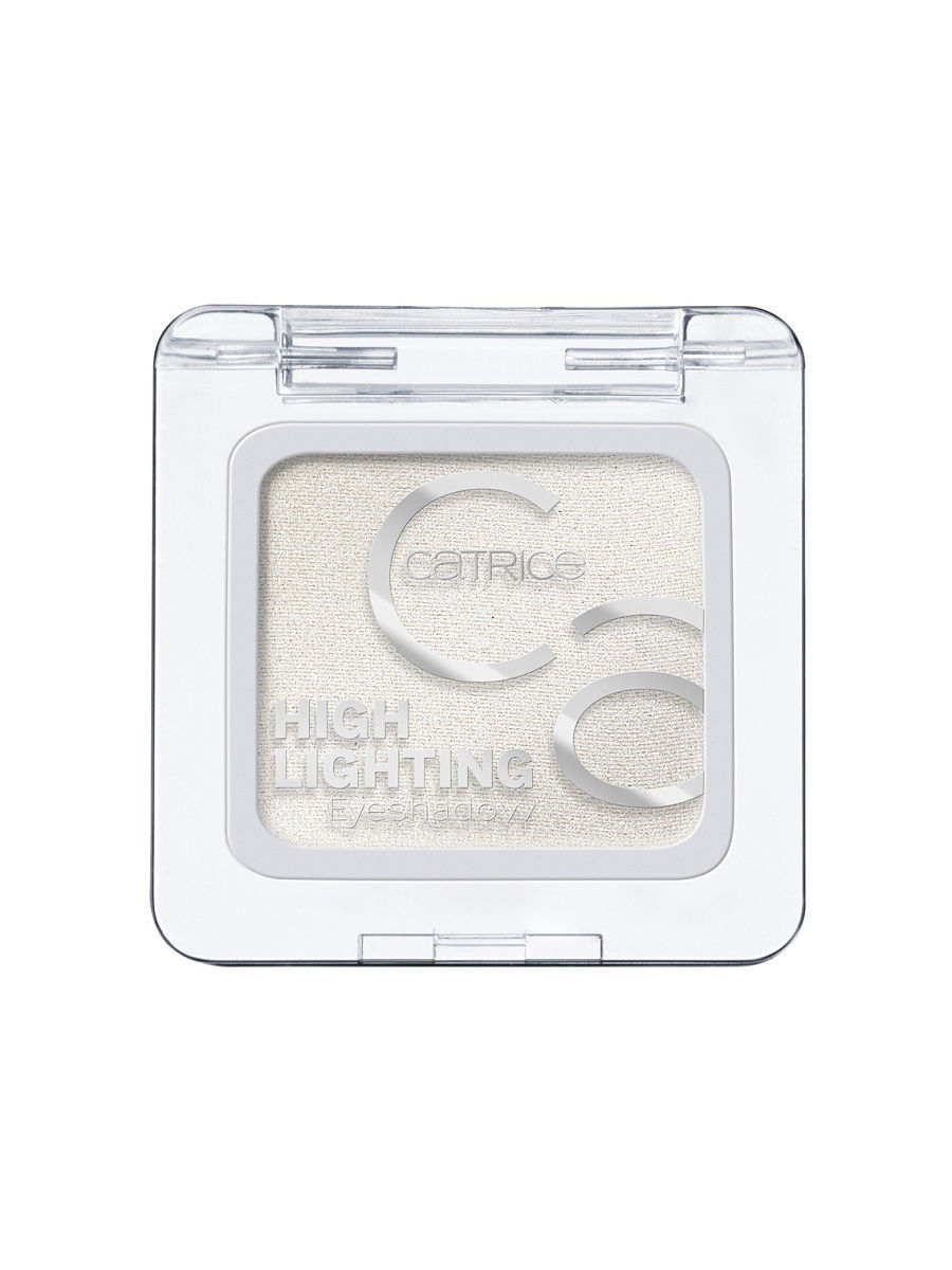 Тени для век HIGHLIGHTING EYESHADOW, 010 Highlight To Hell, белый CATRICE. 11980301 в интернет-магазине Wildberries