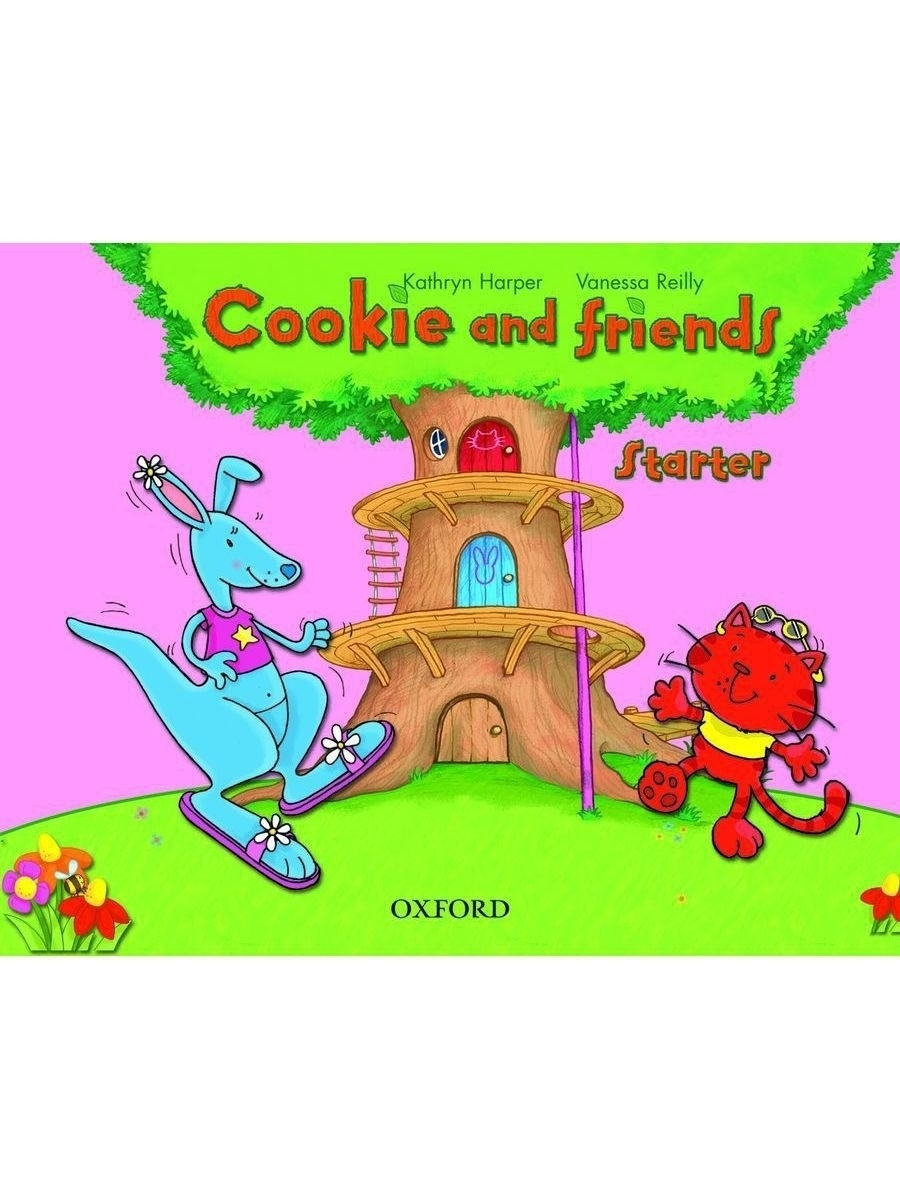 Oxford University Press / Cookie and Friends  Starter Classbook