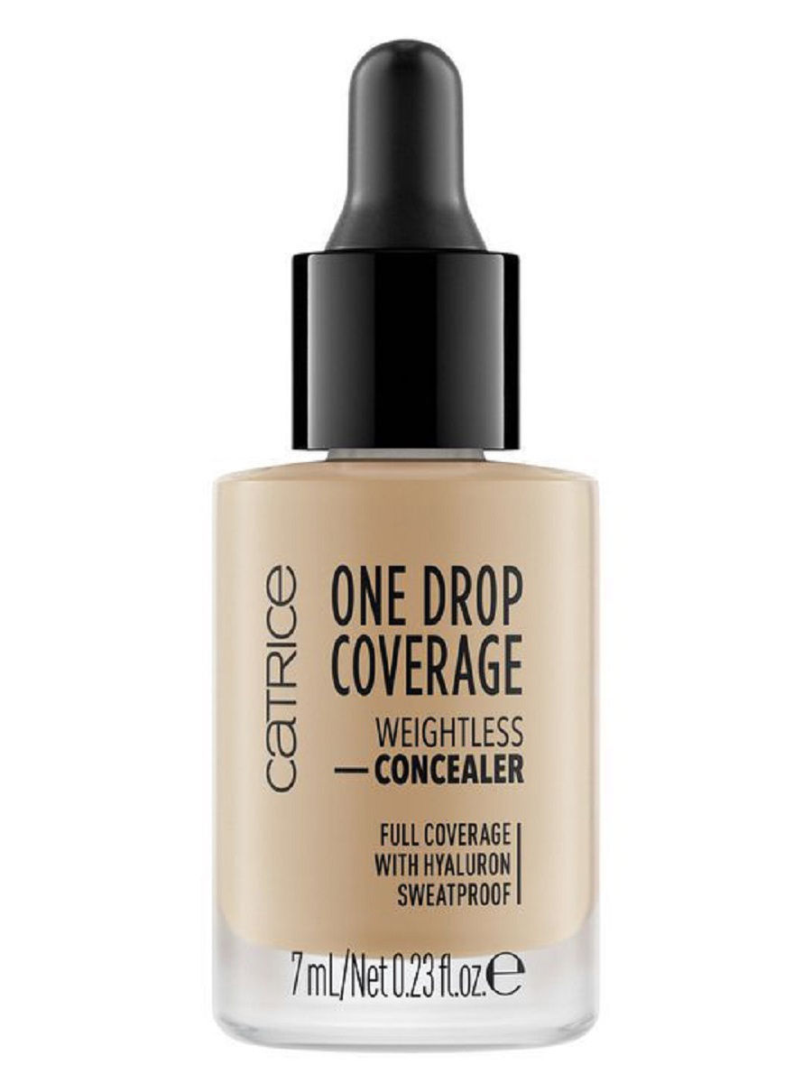 Консилер One Drop Coverage Weightless Concealer 030 Rosy Ash CATRICE. 7265655 в интернет-магазине Wildberries