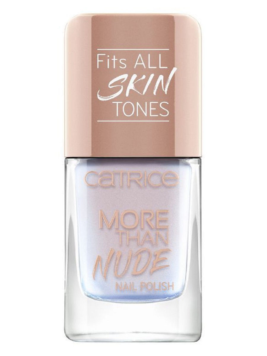 Лак для ногтей More Than Nude Nail Polish 03 CATRICE. 7265692 в интернет-магазине Wildberries