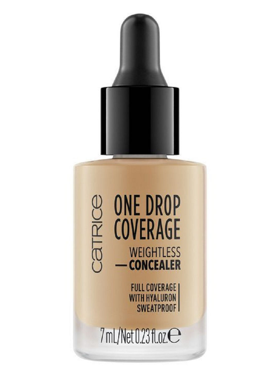 Консилер One Drop Coverage Weightless Concealer 040 Camel beige CATRICE. 7265739 в интернет-магазине Wildberries