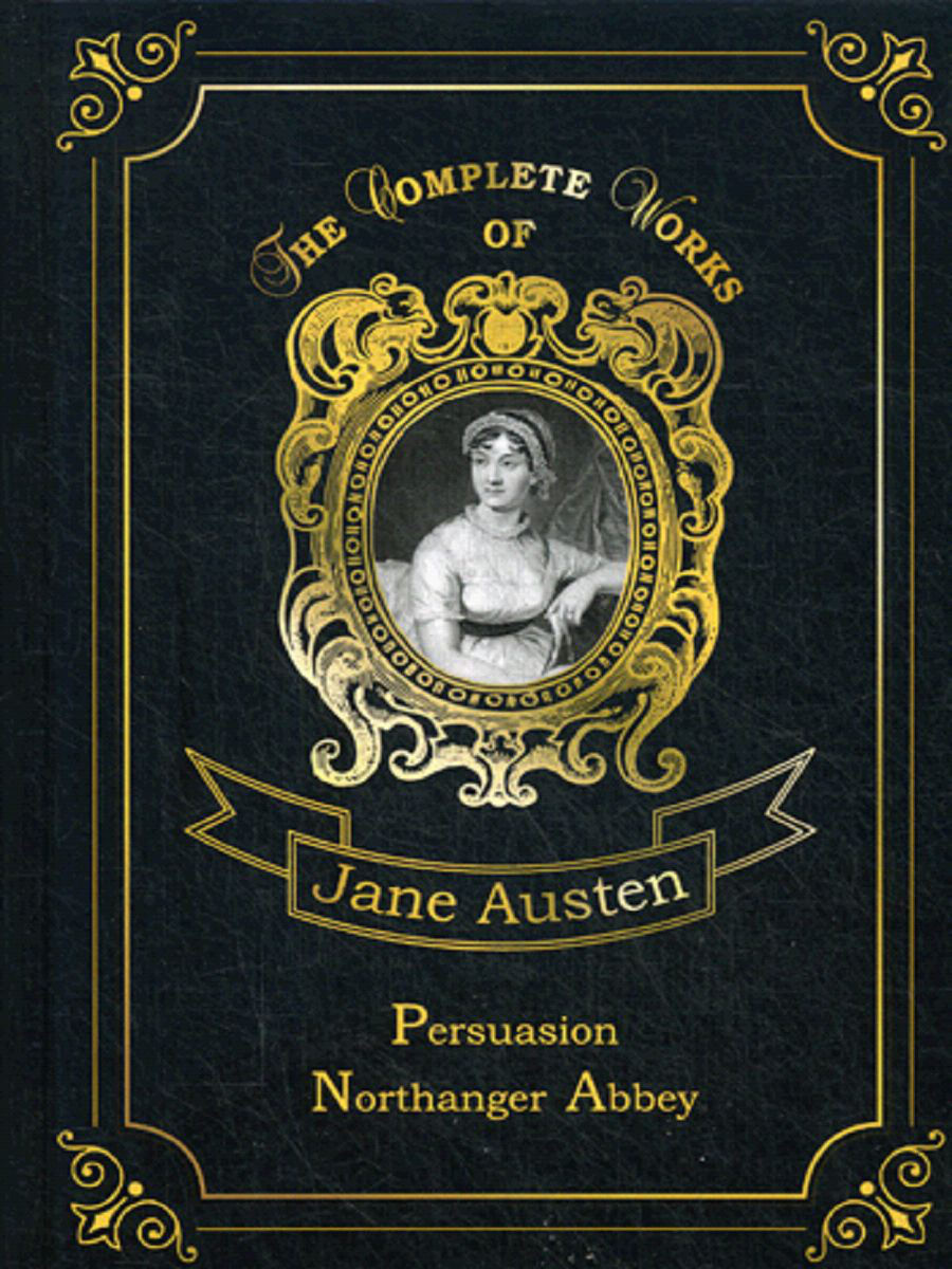 T8 Rugram / Persuasion & Northanger Abbey