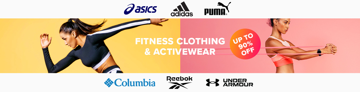 Fitness Clothing & Activewear
