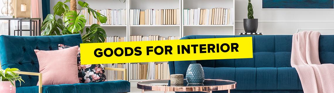 goods for interior
