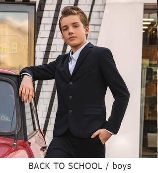 Back to school мальчики