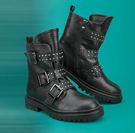 Ботинки, KEDDO
