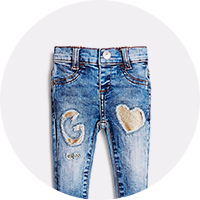 Детские джинсы премиальных брендов