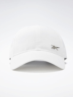 Кепка TE BADGE CAP        WHITE Reebok