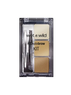 Набор для бровей Ultimate Brow Kit, Тон 1111497e soft brown Wet n Wild