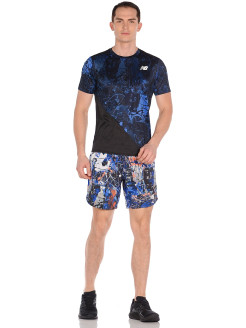 Шорты PRINTED VELOCITY 7IN 2-IN-1 SHORT New balance