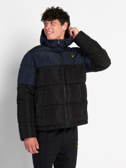 Куртка Colourblock Puffer Jacket Lyle & Scott