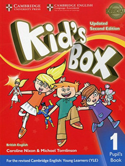 Kid's Box. Level 1. Pupil's Book. Cambridge University Press