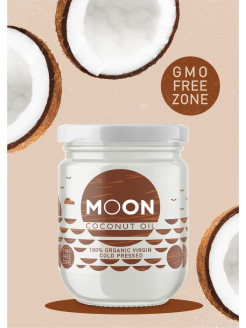 Масло MOON Coconut oil