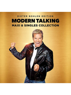 Modern Talking - Maxi & Singles Collection. Dieter Bohlen Edition. CD Sony Music