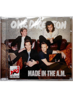 ONE DIRECTION: Made In The A.M.. CD Warner Music Россия