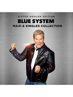Blue System - Maxi & Singles Collection. Dieter Bohlen Edition. CD Sony Music