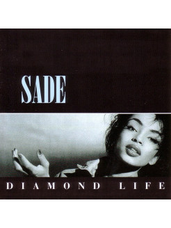 Sade - Diamond Life. CD EPIC