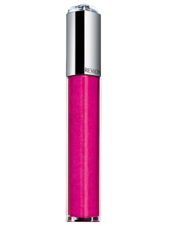 "Помада-блеск для губ ""Ultra Hd Lip Lacquer"",  Pink ruby 515 Revlon"