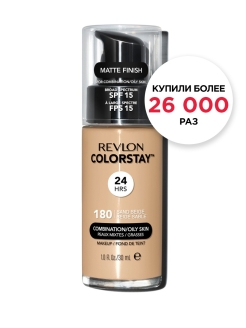 "Тональный крем ""Colorstay Makeup For Combination-Oily Skin"" Revlon"