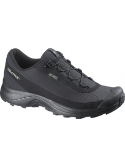 Кроссовки SHOES FURY 3 BLACK/BLACK/BLACK SALOMON