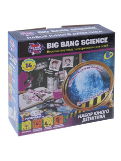 Набор для опытов Big Bang Science