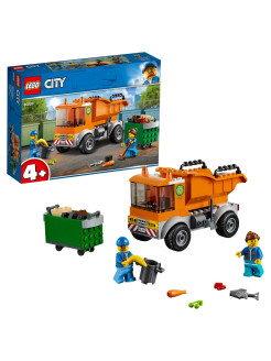 Конструктор LEGO City Great Vehicles 60220 Мусоровоз LEGO