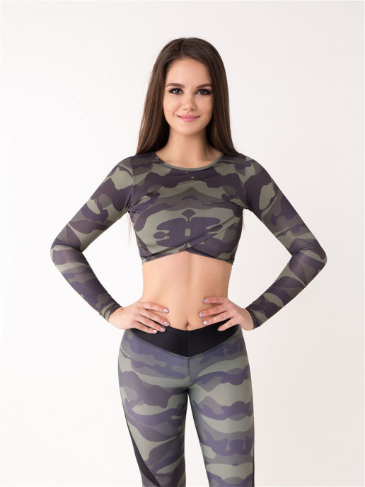 "Рашгард Rashguard Mini Money Cash ""Military Special Forces"" Bona Fide. Цвет хаки, темно-серый."