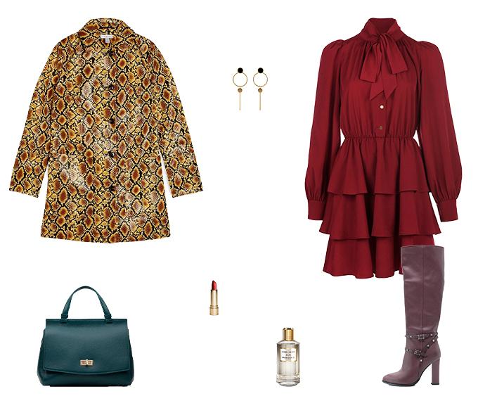 Осенняя охота – 5 образов от стилиста.