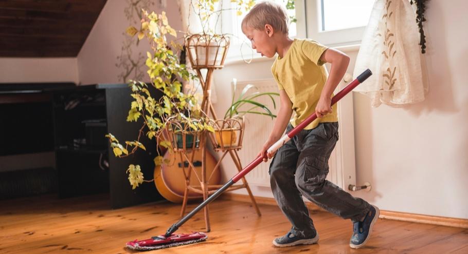 7 способов приучить детей к домашним обязанностям