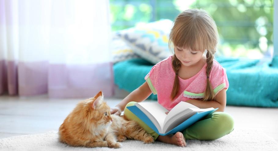 12 книг для детей про мир животных