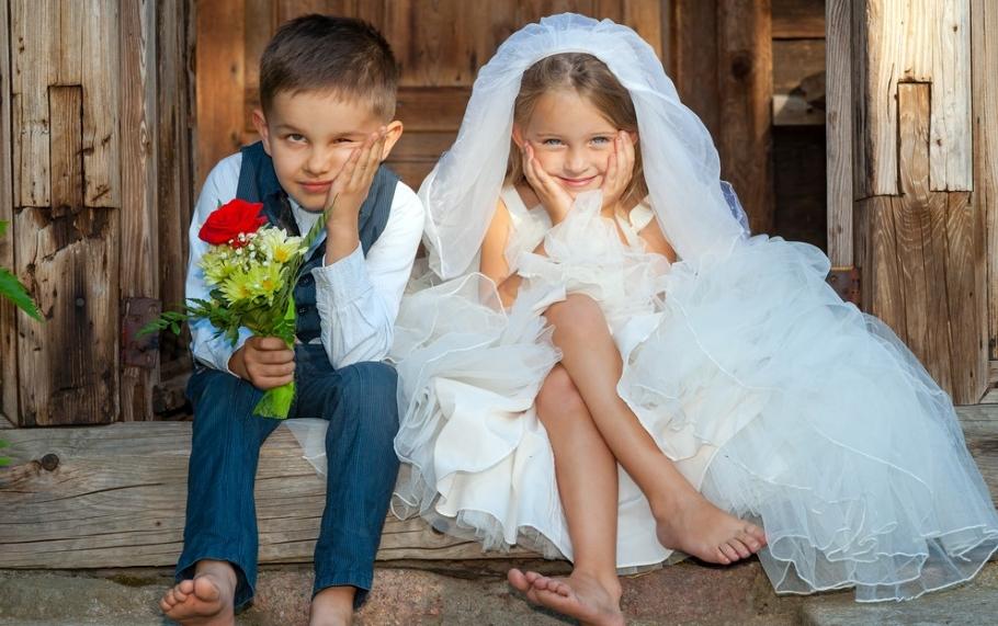 Жениться или не жениться? Влияет ли на детей наличие штампа в паспорте