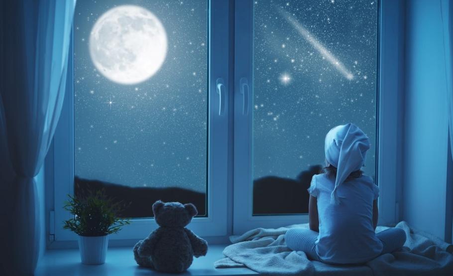 Почемучка: почему ночью ничего не видно?