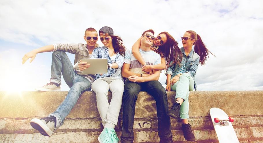 Дети и соцсети: дружба может быть безопасной!