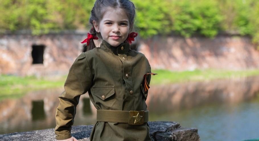 Как рассказать ребёнку о Второй мировой войне?