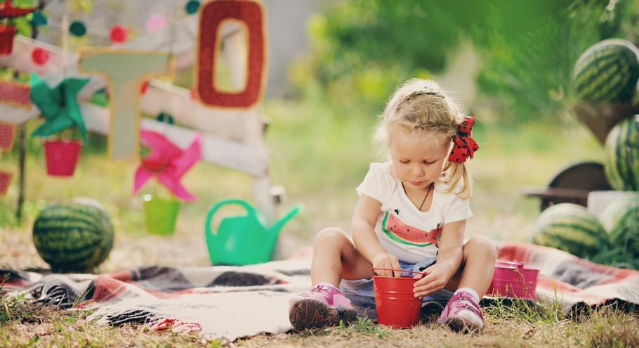 50 интересных способов занять летом ребёнка