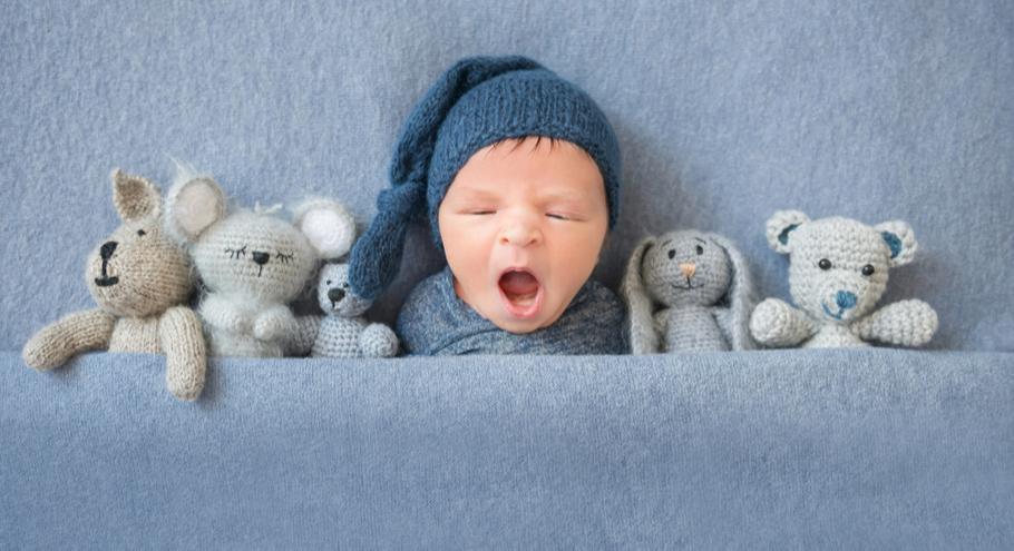 Кризис новорождённости: первый взгляд на мир