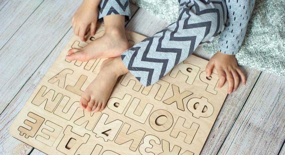 От А до Я: помогаем ребёнку выучить алфавит