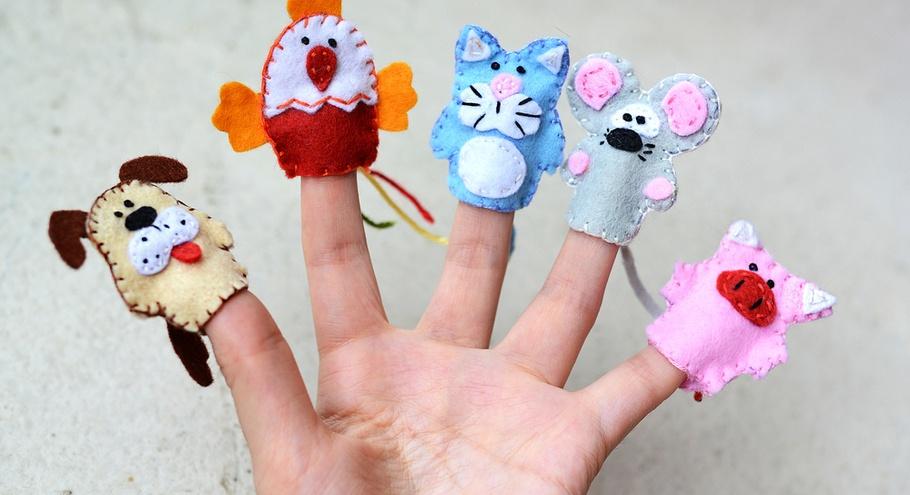 Пальчиковые игры с детьми