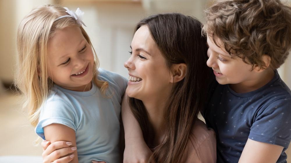 Любовь к себе: как оставаться счастливой мамой
