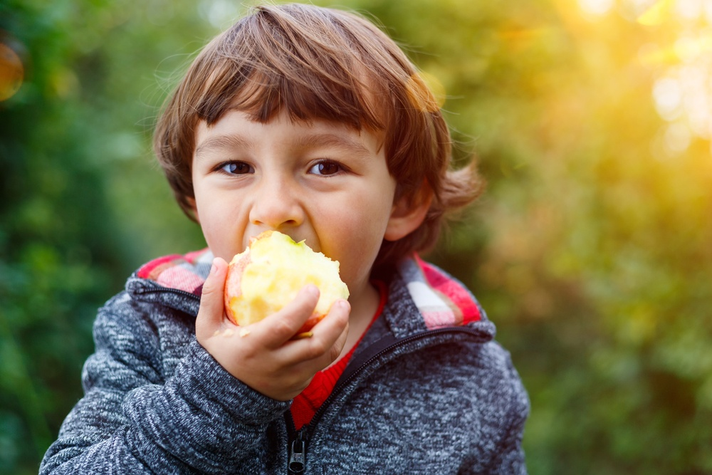 Как привить ребёнку полезные пищевые привычки?