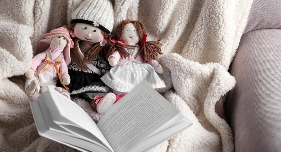 Как сказкотерапия помогает справляться с детскими трудностями