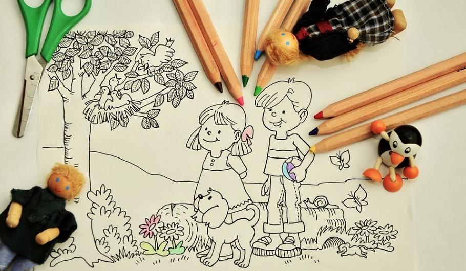 О чём может рассказать детский рисунок?