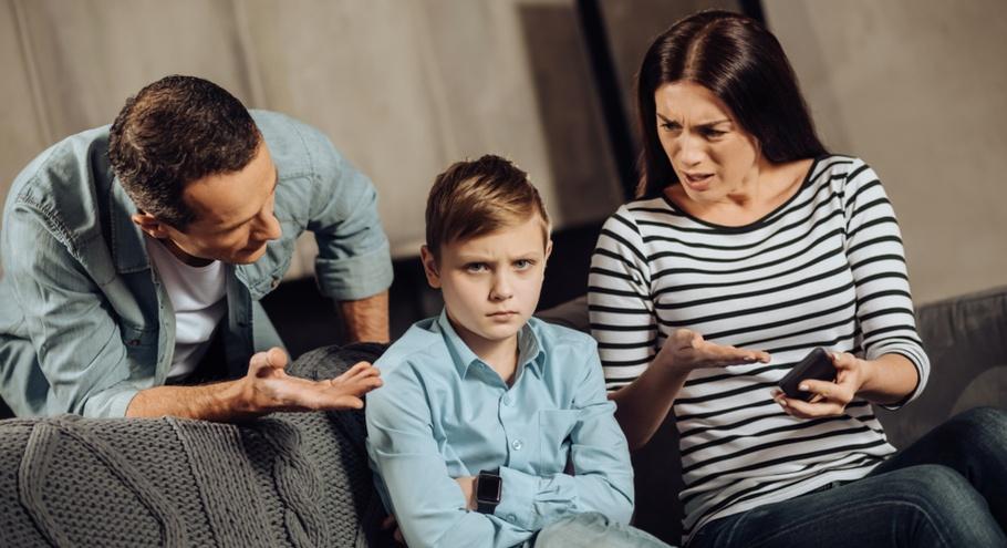 5 причин почему ребёнок вас не слушает