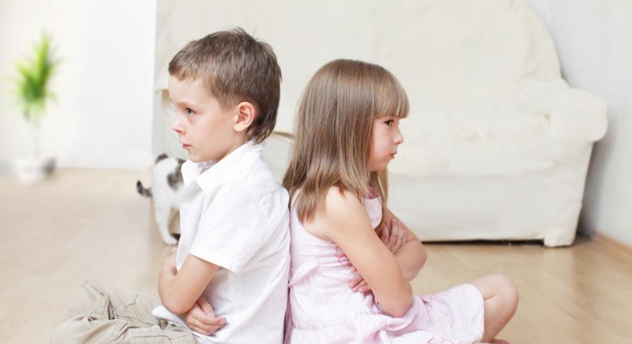 Детская ревность: как помочь ребёнку?