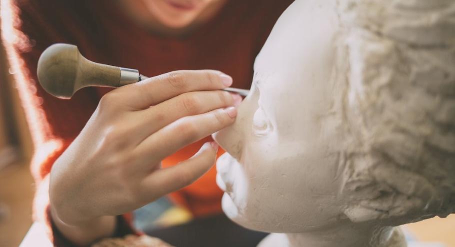 Рассказываем о мире: как работает скульптор?