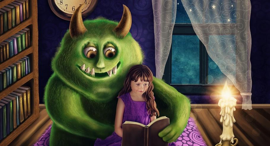 13 лучших ужастиков для детей