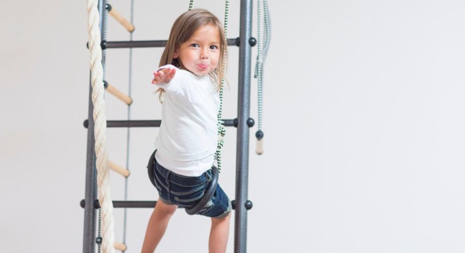 На старт: активные занятия дома с ребёнком
